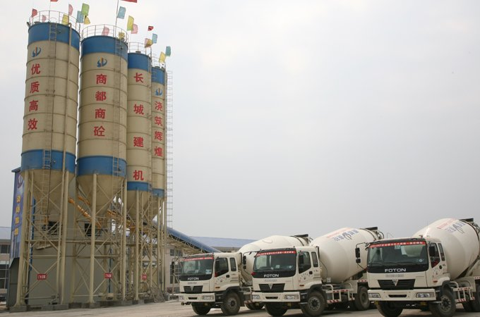 Professional Type Batching Plant